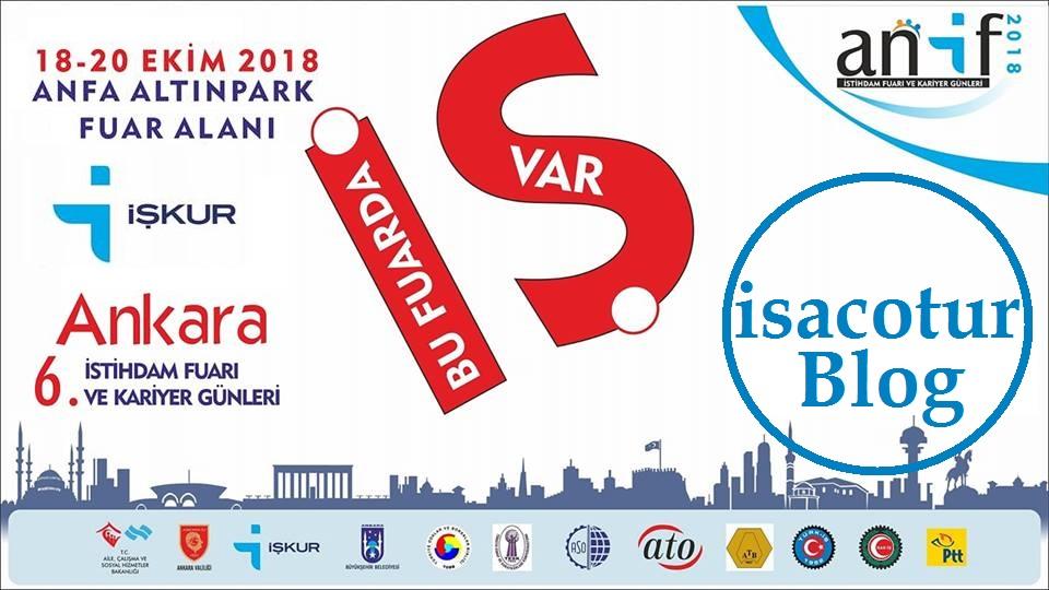 Ankara 6.İstihdam Fuarı ve Kariyer Günleri