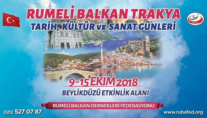 Rumeli Balkan Trakya Tanıtım Günleri
