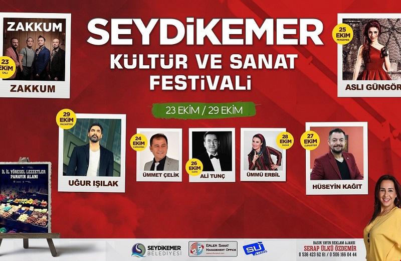 Seydikemer Kültür ve Sanat Festivali