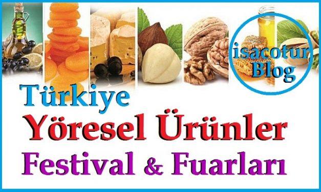 Türkiye Yöresel Ürünler Fuarı