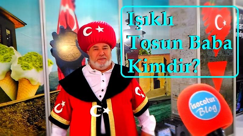 Işıklı Tosun Baba (Mehmet Ağgürbüz) Kimdir?