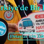 Türkiye'de Bir İlk! Altındağ Belediyesi 112 Acil Sağlık Hizmet İstasyonunu Açtı