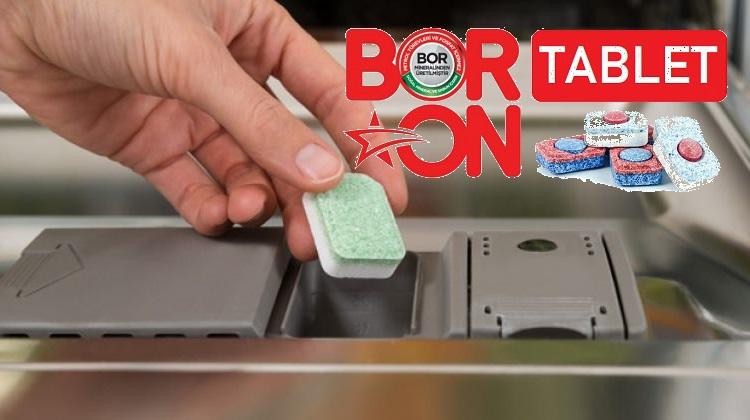 Boron Bulaşık Makinesi Tableti Ne Zaman Çıkacak?