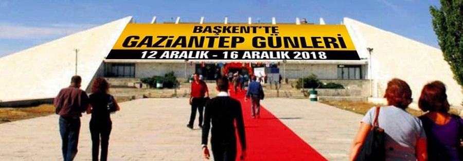 Ankara'da Gaziantep Günleri Ne Zaman?