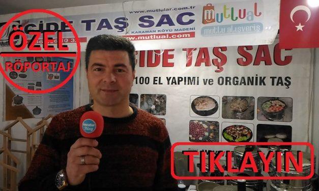 """Pikniklerin Yeni Vazgeçilmezi """"TAŞ SACI"""" Uzmanına Sorduk"""