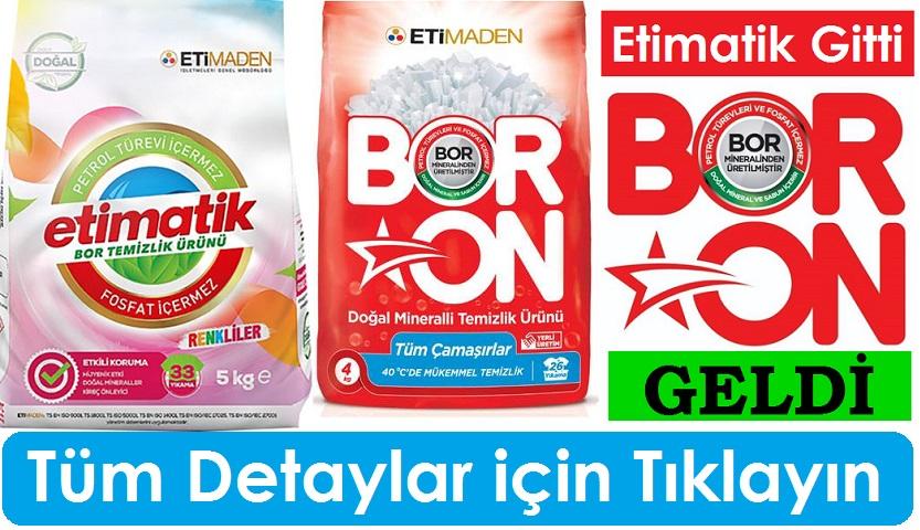 BORON nedir İşte tanıtımı yapılan yerli temizlik ürünü Boronun özellikleri