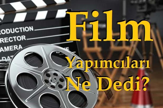 """Film Yapımcıları """"Sinema Boykotuna"""" Ne Dediler?"""