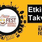 Ankara Kahvaltı Festivali Etkinlik Takvimi