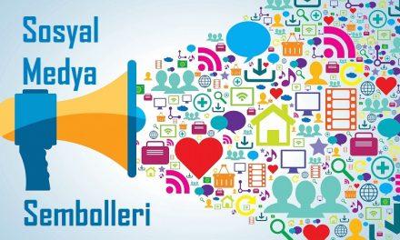 Web Sitenize Sosyal Medya Simgeleri Nasıl Eklenir?