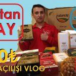 Vatan Çay – 200TL Değerinde ÇAY Kolisi Açılışı VLOG