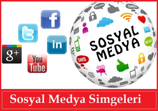 Sosyal Medya Simgeleri Nasıl Eklenir?