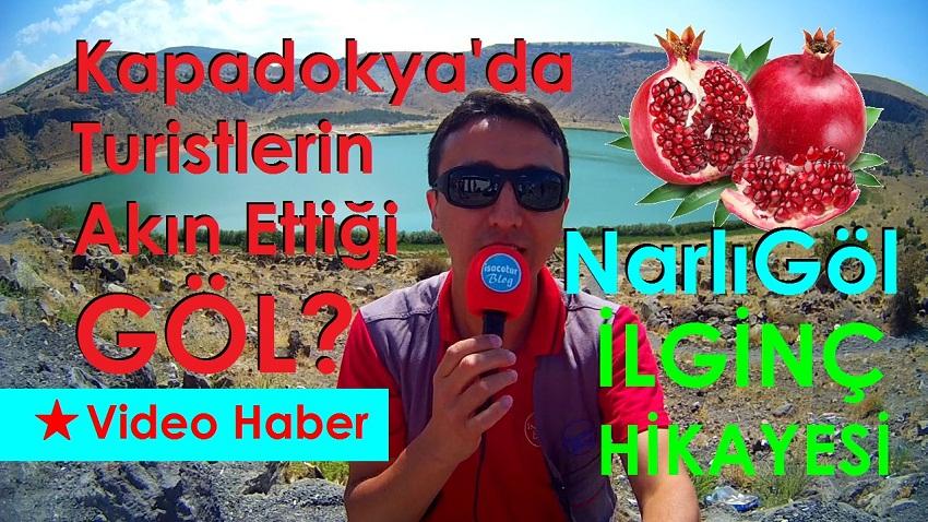 Kapadokya NarlıGöl Gezisi