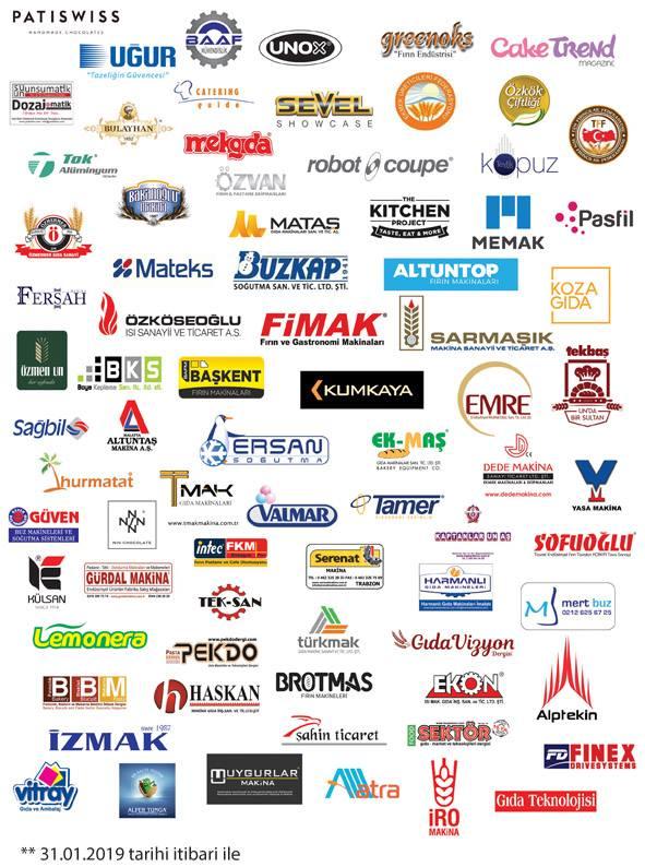 Ibatech Ankara 2019 Katılımcı Firma Listesi