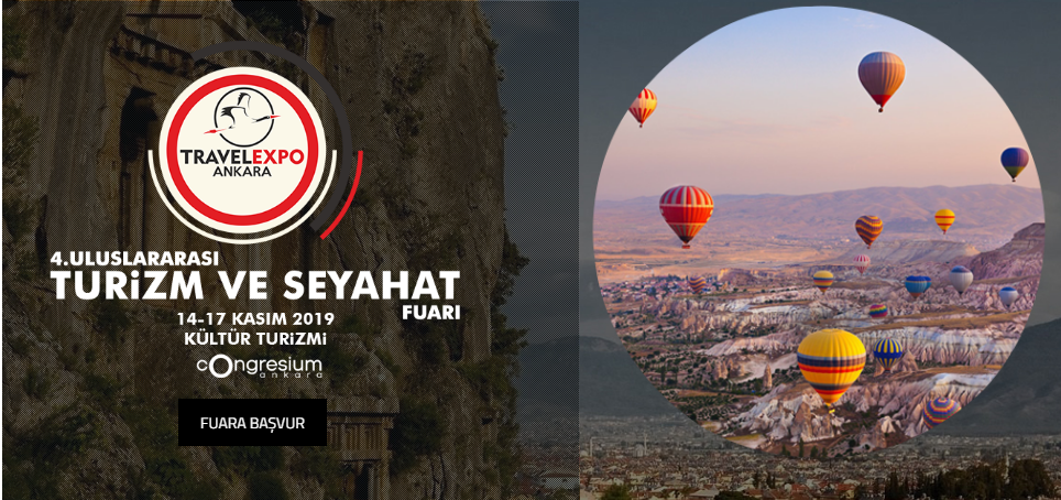 Travel Expo Ankara Turizm Fuarı 2019