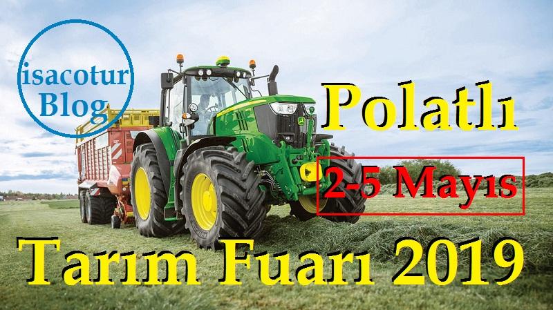 Polatlı Tarım Fuarı 2019