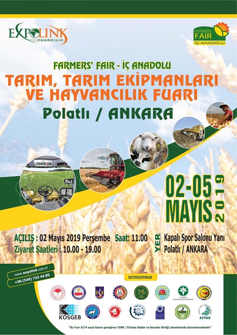 Polatlı Tarım Fuarı 2019 Afişleri