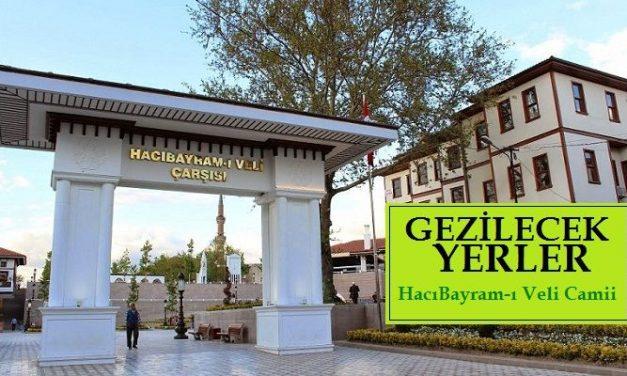 Hacı Bayram Veli Camii