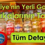 Türkiye'nin Yerli Gazoz Markalarının Tarihi