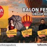 Kapadokya Balon Festivali 2019