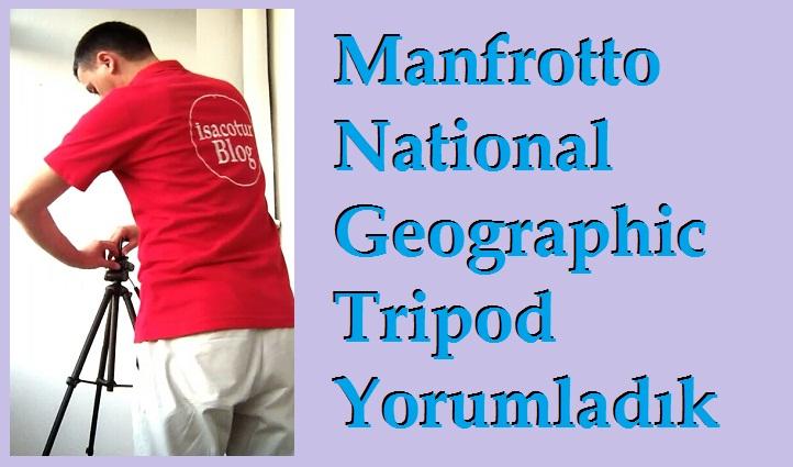 Manfrotto National Geographic Tripod Yorumladık