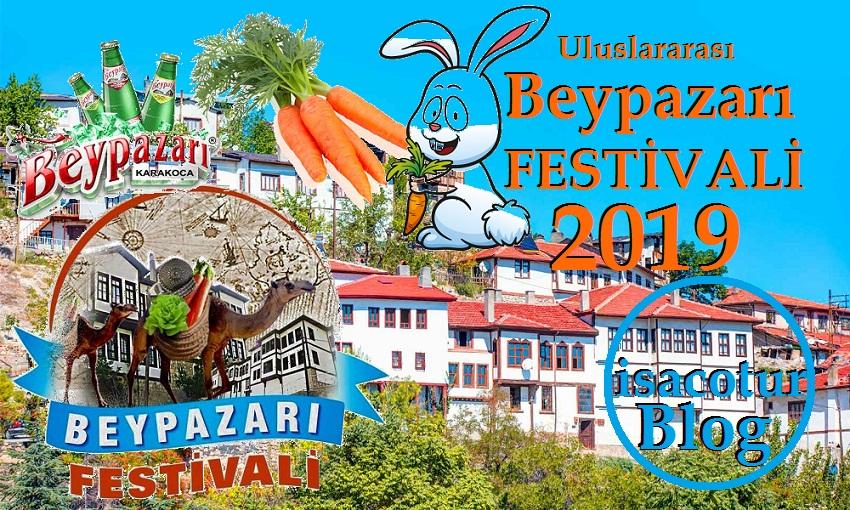 Beypazarı Havuç Festivali 2019