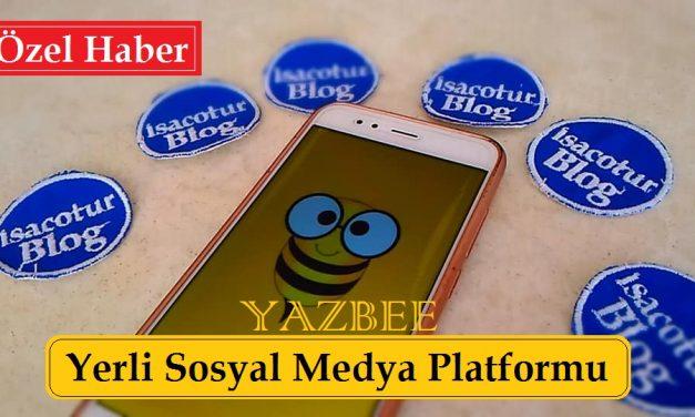 """Yerli Sosyal Medya Platformu """"Yazbee"""" Hakkında"""