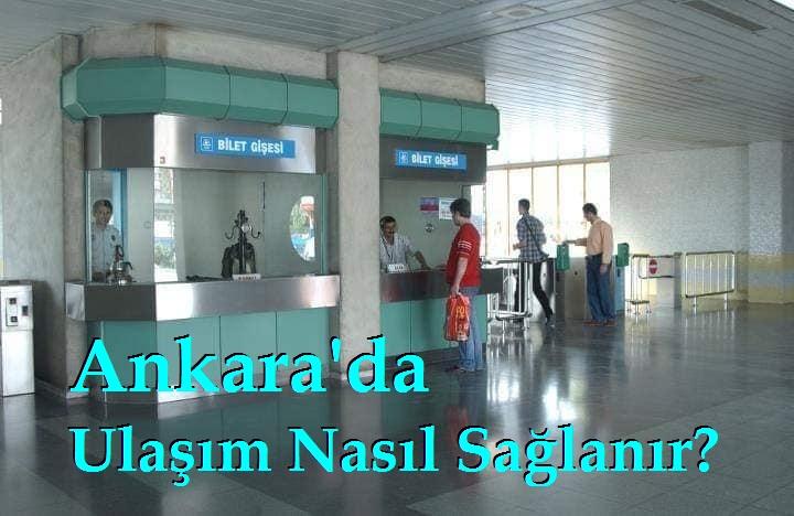 Ankara Kart Satış Noktaları