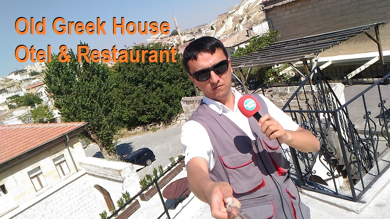 Asmalı Konak (Old Greek House Otel & Restaurant) Ürgüp