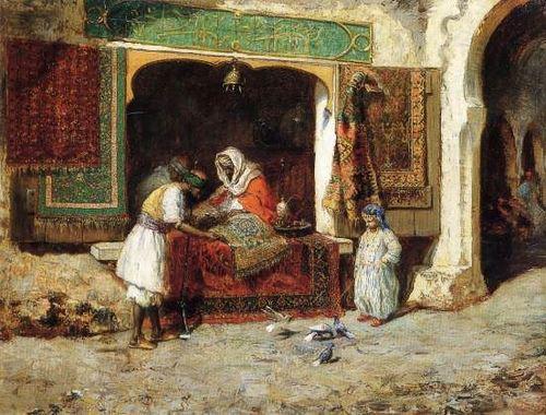 Bazaar 54 Halı, Historic Turkish Carpet