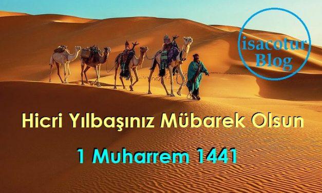 Hicri Yılbaşınız Mübarek Olsun 1 Muharrem 1441