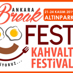 2. Ankara Kahvaltı Festivali 2019 Altınpark