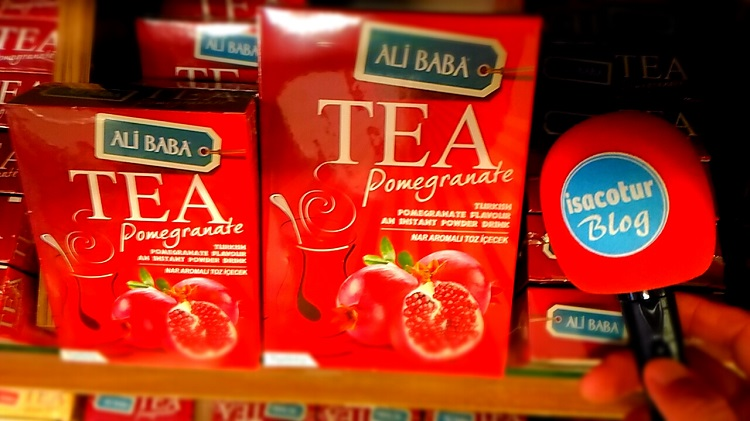 Nar Çayı Pomegranate Tea