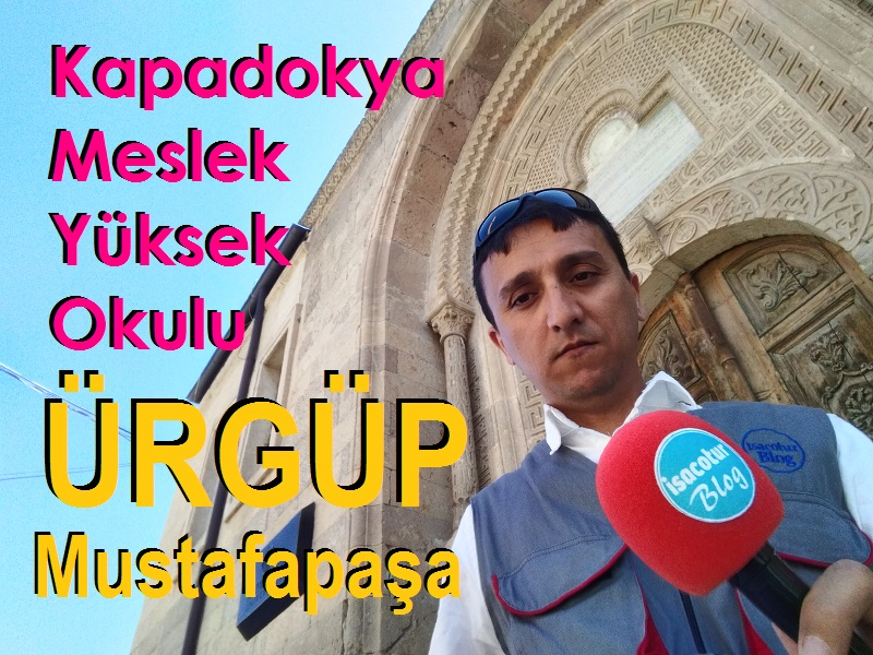 Kapadokya Meslek Yüksek Okulu Ürgüp