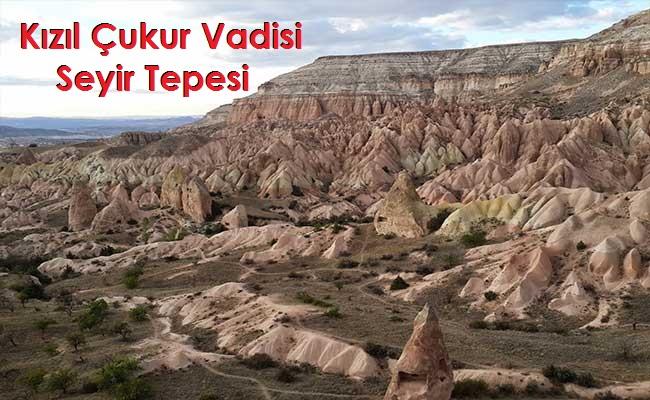 Kapadokya Gezilmesi Gereken Diğer Vadiler