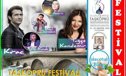 Kastamonu Taşköprü Sarımsak Festivali 2019