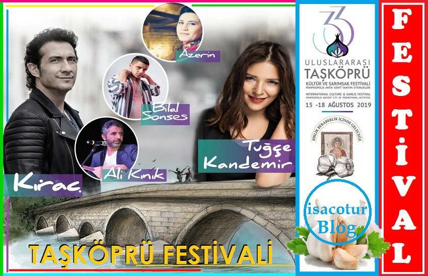 Kastamonu Taşköprü Sarımsak Festivali 2019 Ne Zaman?
