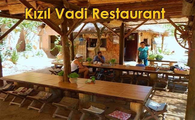 Kızıl Vadi Restaurant