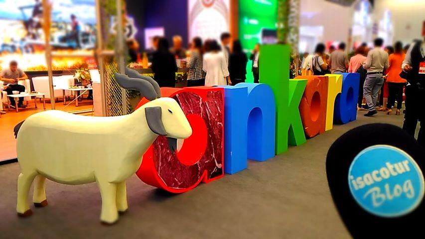 2.Uluslararası Coğrafi İşaretli Ürünler Zirvesi 2019 ankara keçisi