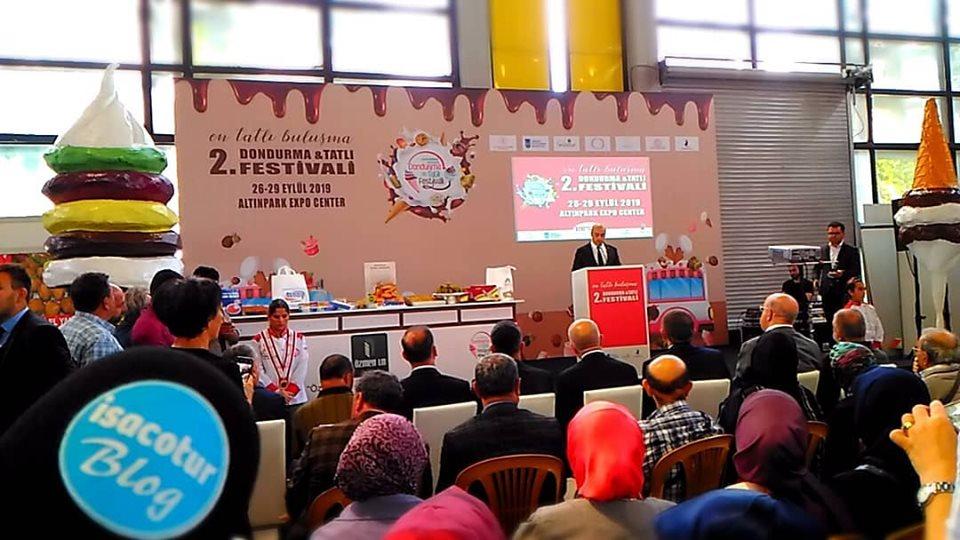 2.Uluslararası Dondurma ve Tatlı Festivali Ankara 2019