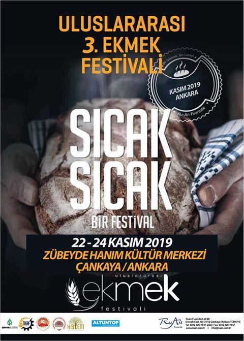 Uluslararası Ankara Ekmek Festivali 2019