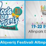 Moda ve Alışveriş Festivali Altınpark 2019