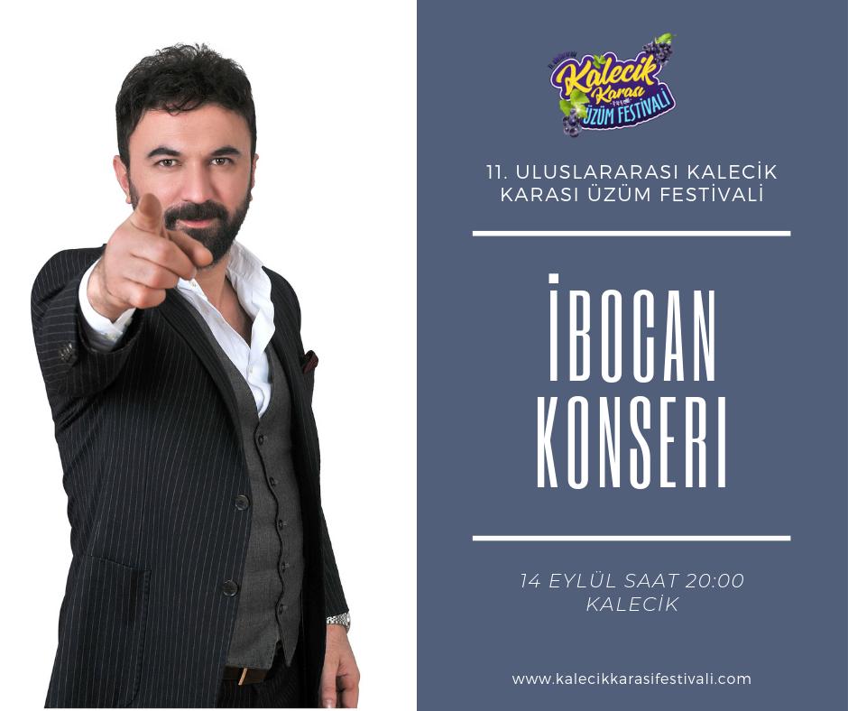 Kalecik Festivali İbo Can Konseri