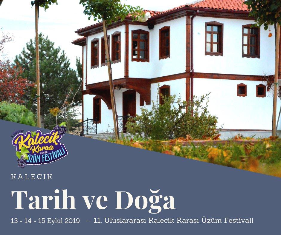 Kalecik Karası Üzüm Festivali