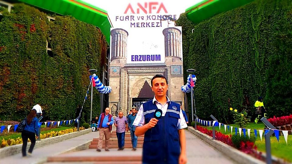 7.Erzurum Tanıtım Günleri 2019 Ankara Altınpark