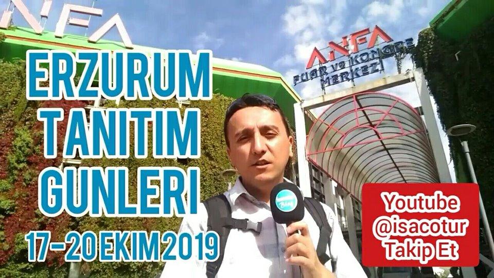 7.Erzurum Tanıtım Günleri 2019 Ankara