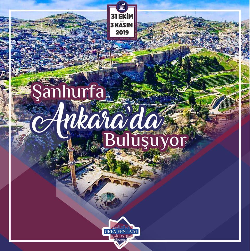 Şanlıurfa Tanıtım Günleri 2019 Ankara