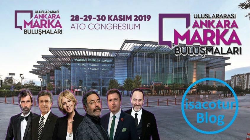 Uluslararası Ankara Marka Buluşmaları 2019
