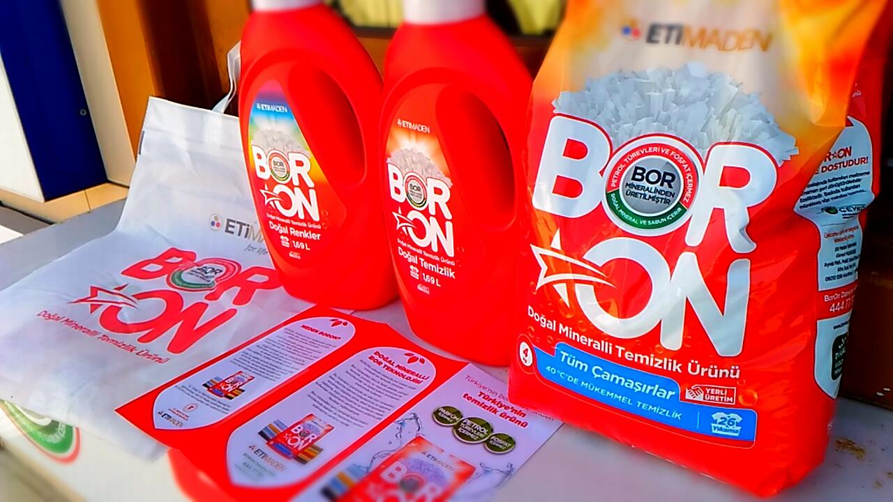 Yeni Boron Toz ve Sıvı Deterjanların İçinde Neler Yok?