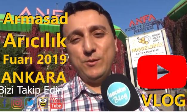 6. Armasad Arıcılık Fuarı Ankara 2019