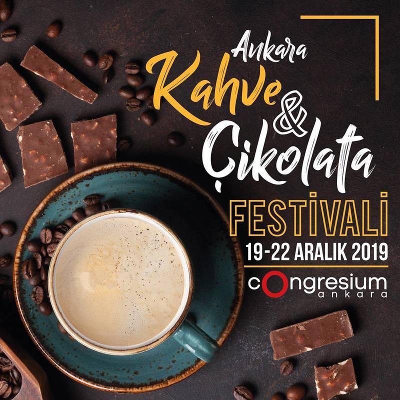 Ankara Kahve Çikolata Festivali 2019